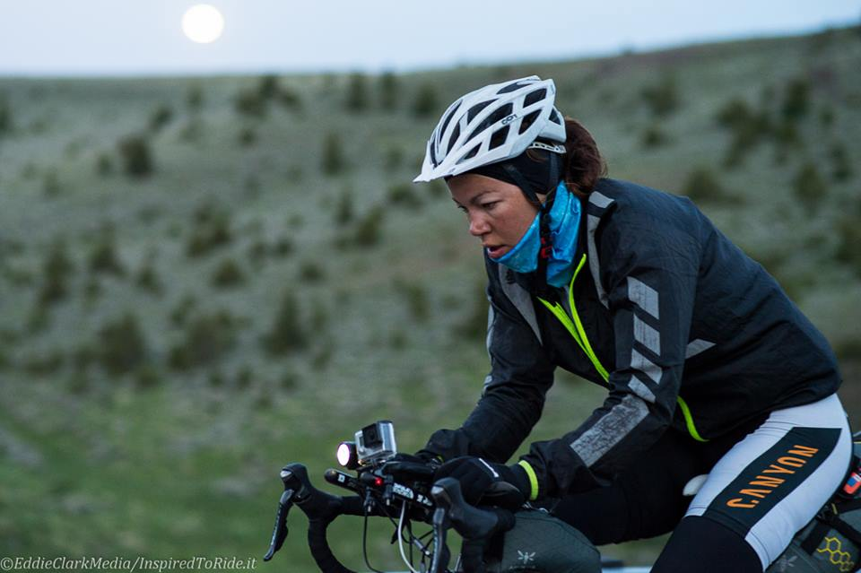 transam race ultra endurance cyclist