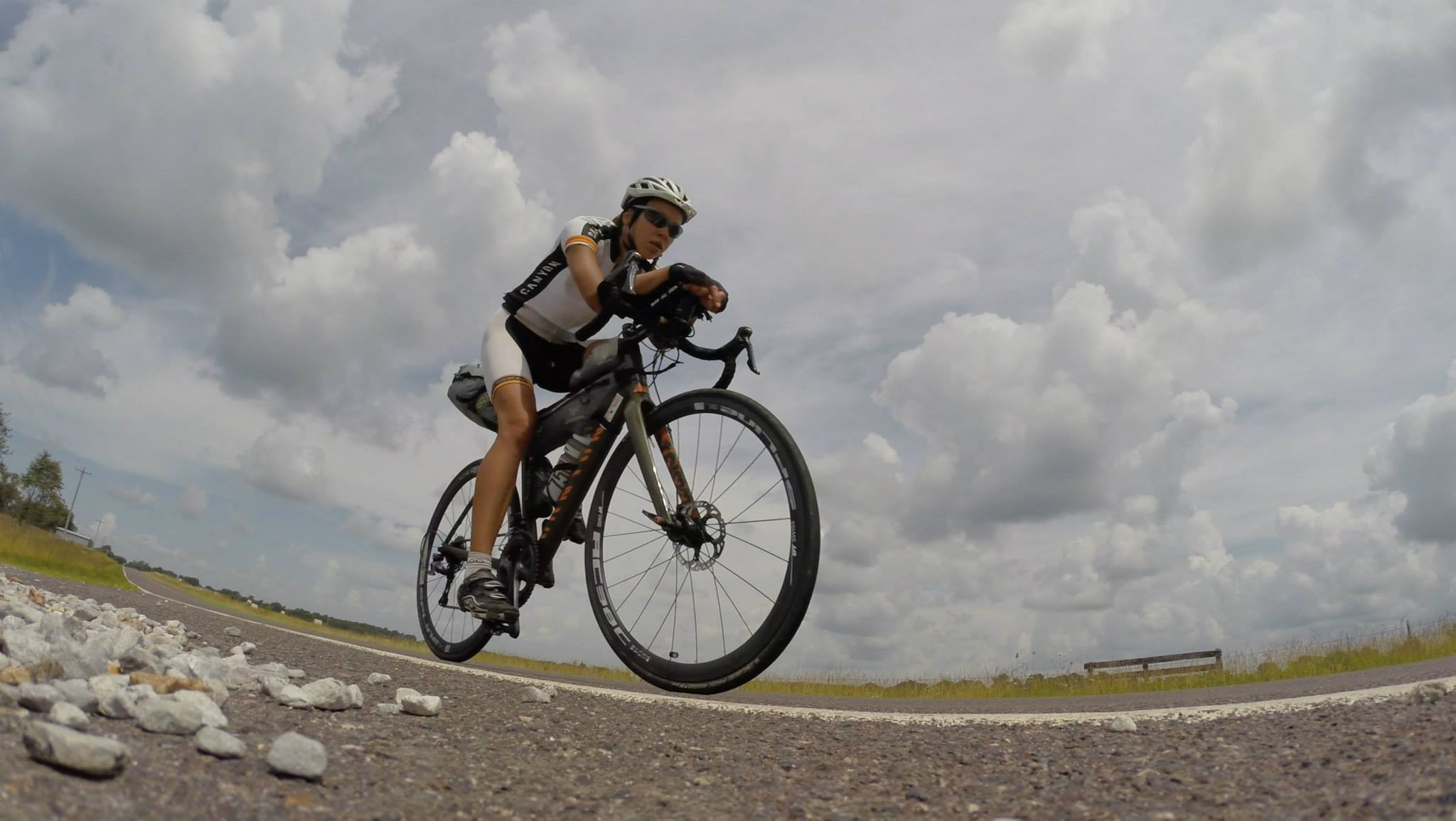trans am - ultra endurance cyclist juliana buhring