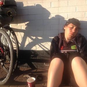 juliana buhring fastest cyclist